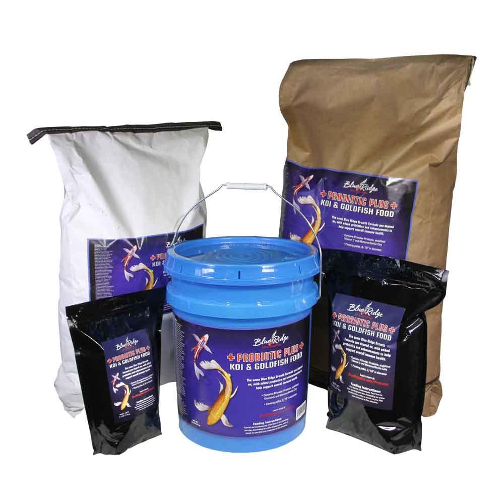 Probiotic plus blue ridge fish hatchery for Blue ridge fish hatchery